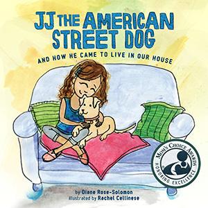 Award Winning JJ The American Street Dog