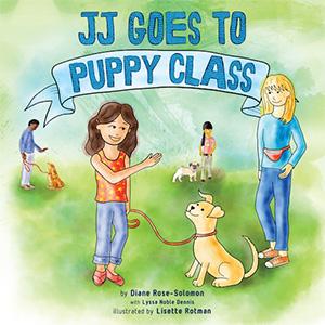 Award Winning JJ Goes to Puppy Class